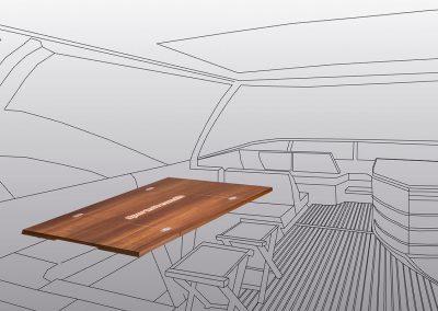 Yacht-Tisch-Beleuchtung-LED